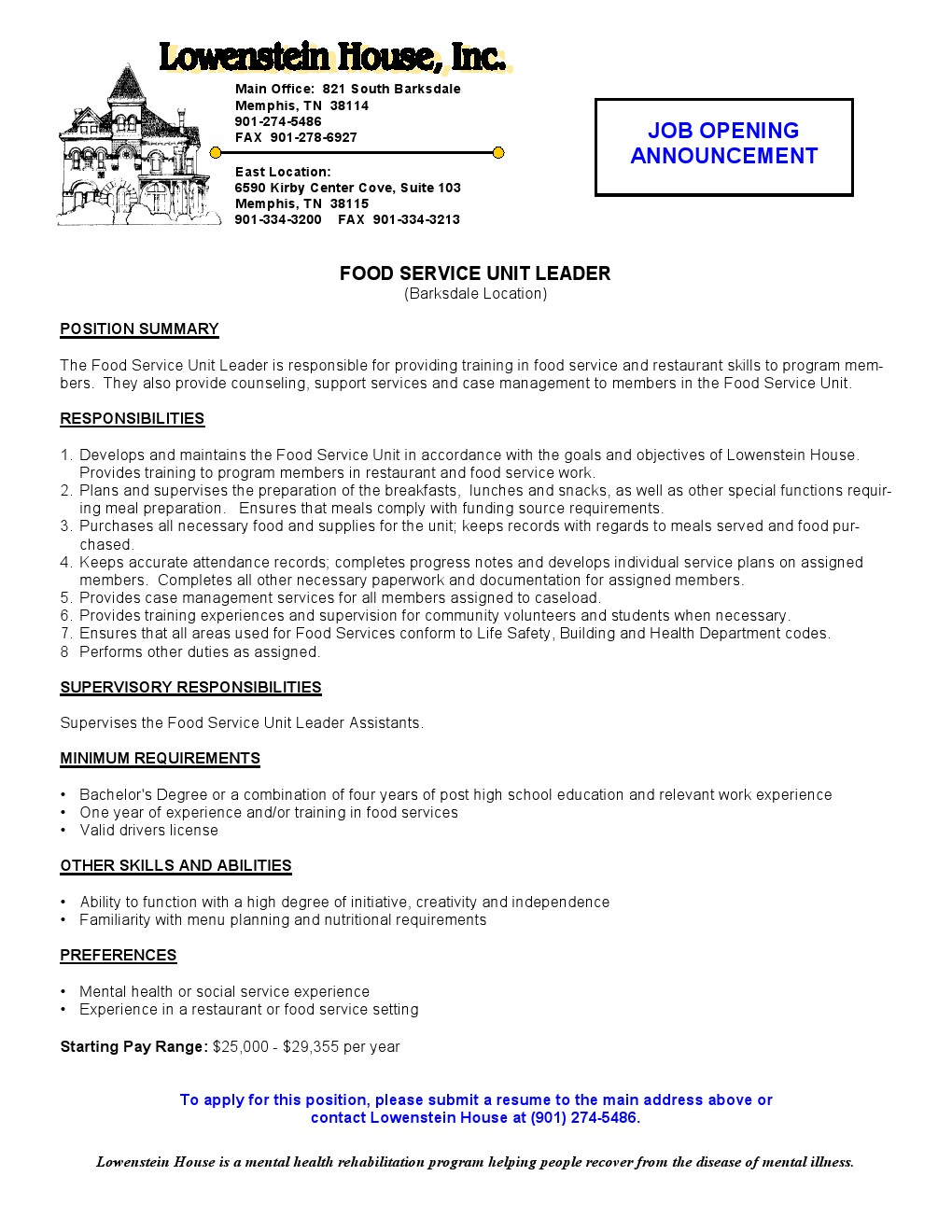 Job Duties For Server Resume How To Write The Summary Part Of A  Server Job Duties For Resume
