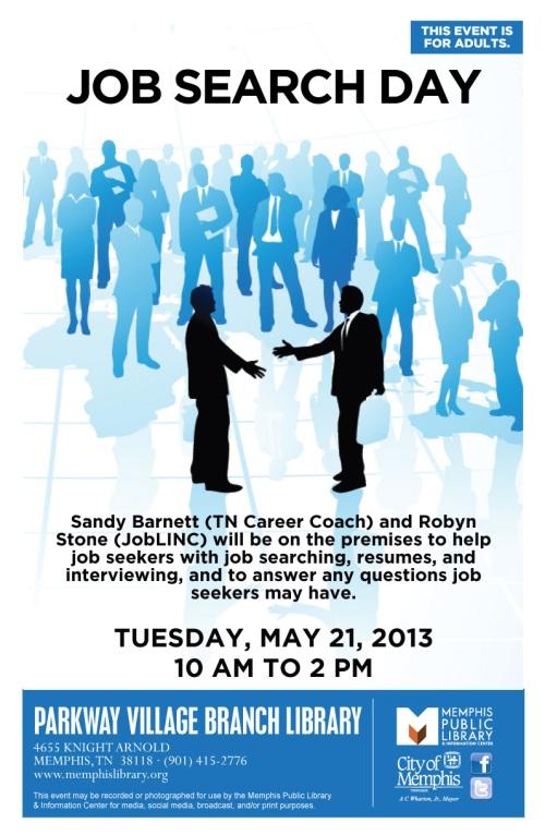 05.11.13---PAR---Job-Search-Day---flyer&poster