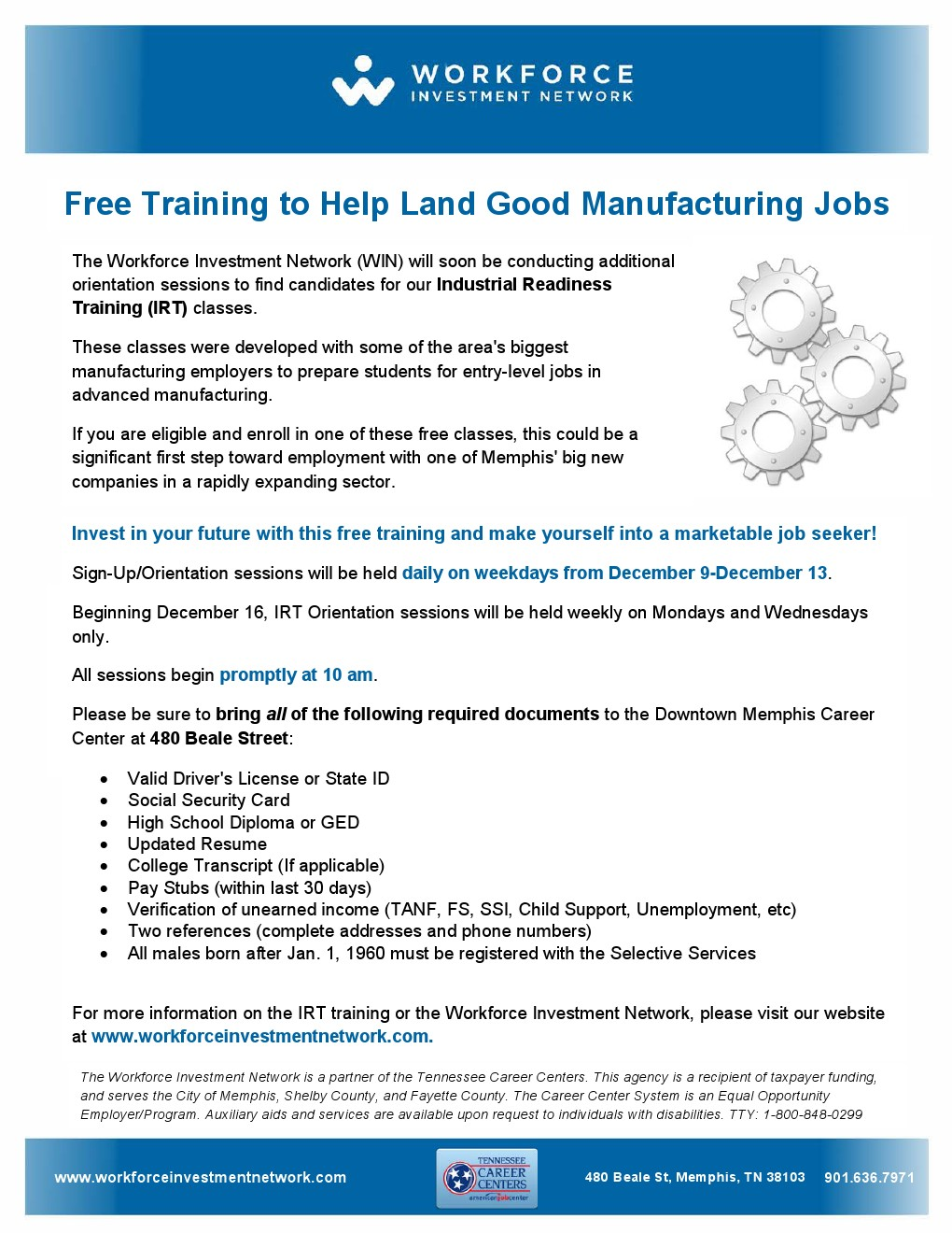 Training for Manufacturing Job Skills | Job & Career News from the ...