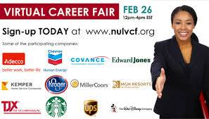Urban League Virtual Job Fair