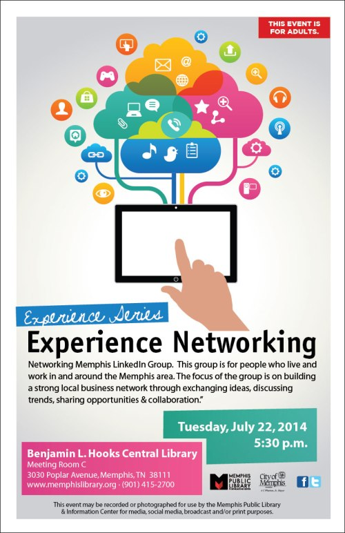 Experience-Series---Networking---2014