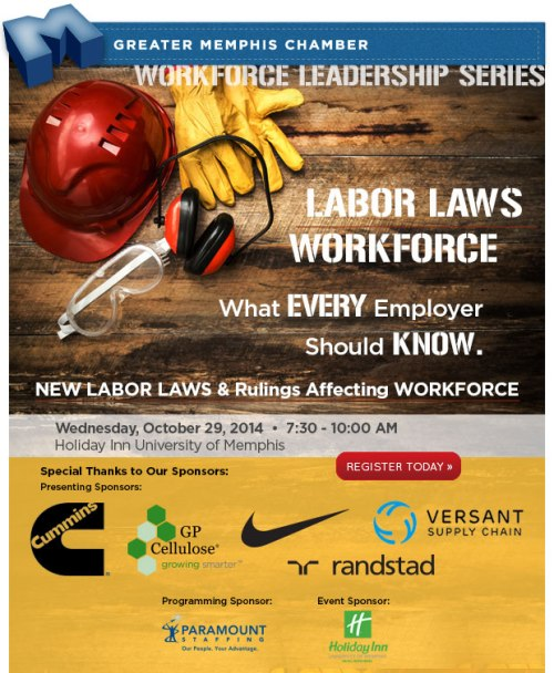 workforce leadership series - memphis chamber
