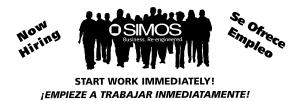 Simos Job Fair