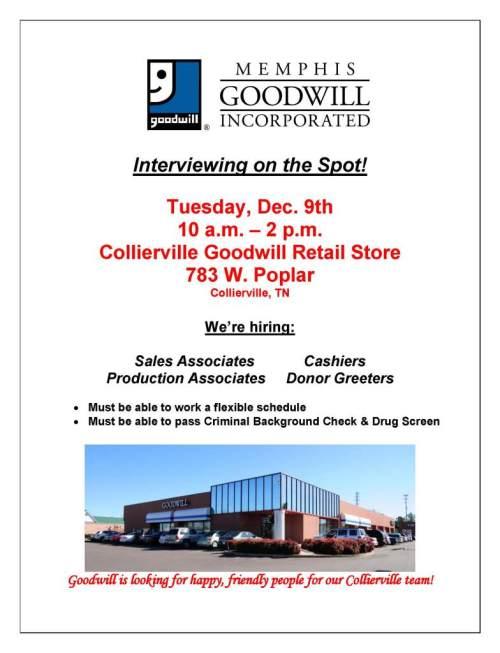 Goodwille Cville-store-interviews-12-9-14