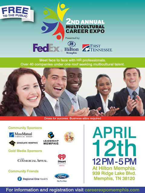 2nd Annual Multicultural Career Expo 4-12-15