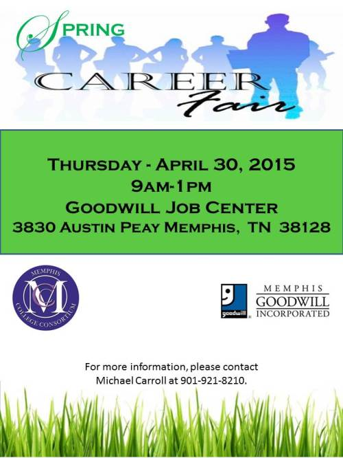 2015 spring career fair mcc