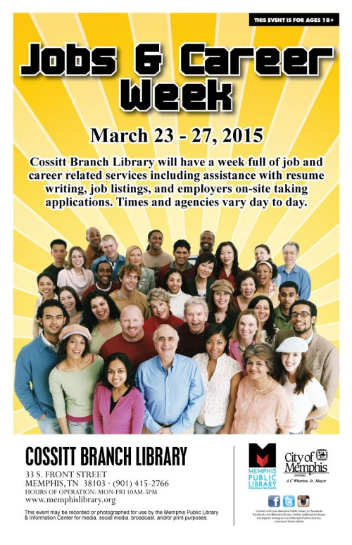 COSSITT_Jobs-&-Careers-Week---flyer&poster