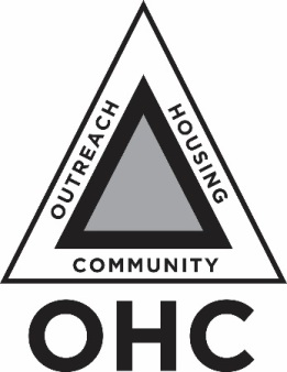Outreach Housing Community OHC