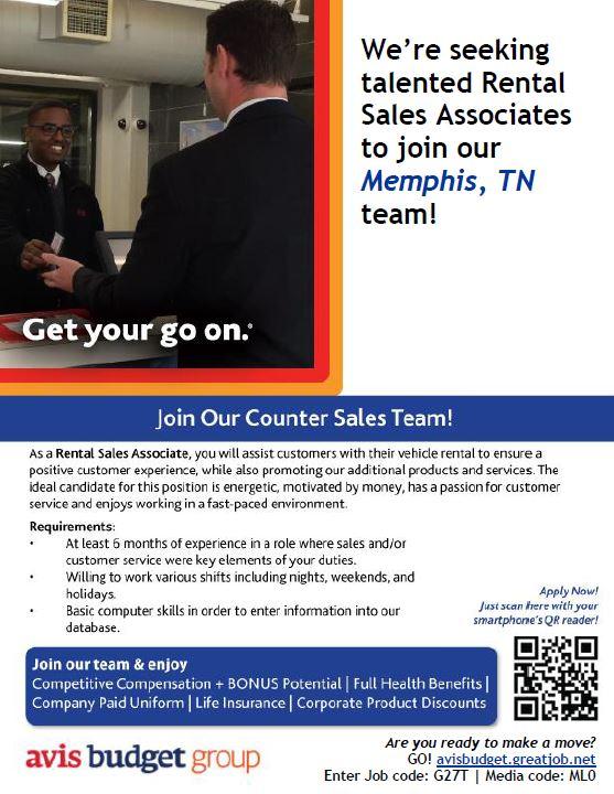 Avis Budget Group Job Openings   Job & Career News from ...