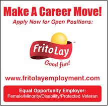 Frito Lay Career Move