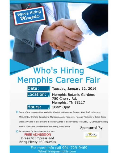 whos hiring jan 2016