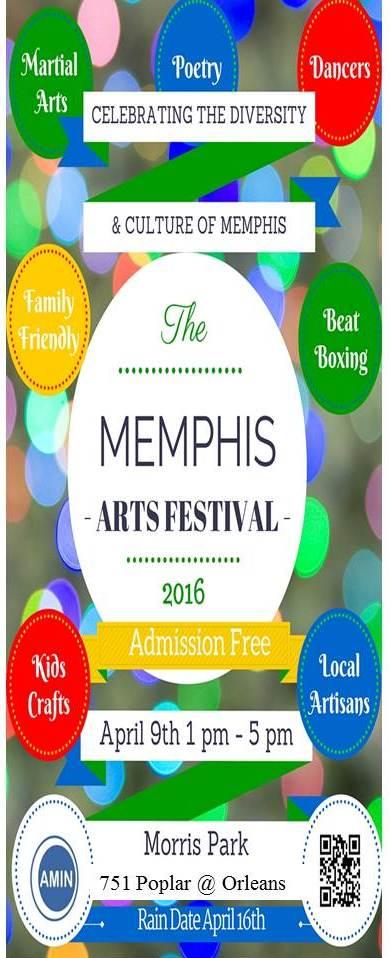 Memphis Arts Fest