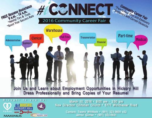 3 10 16 iCONNECT Career Fair Flyer_1