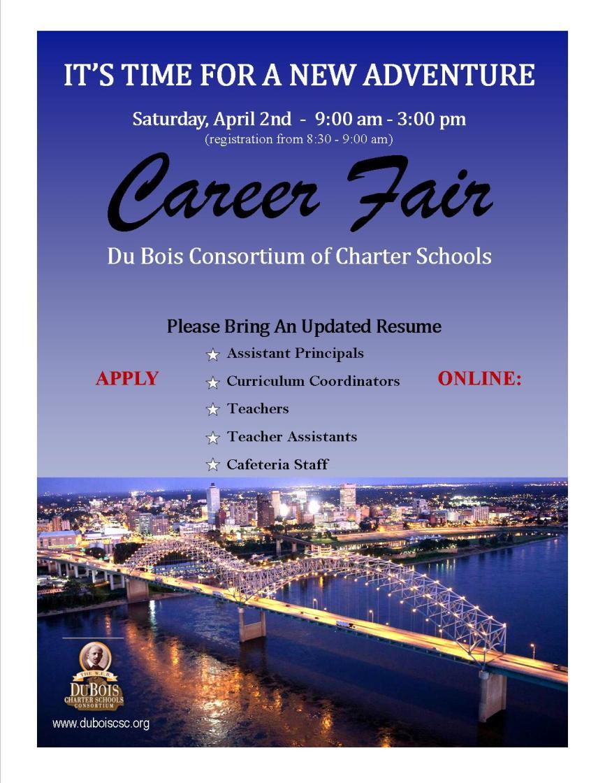 Career Fair Flyer (TN)