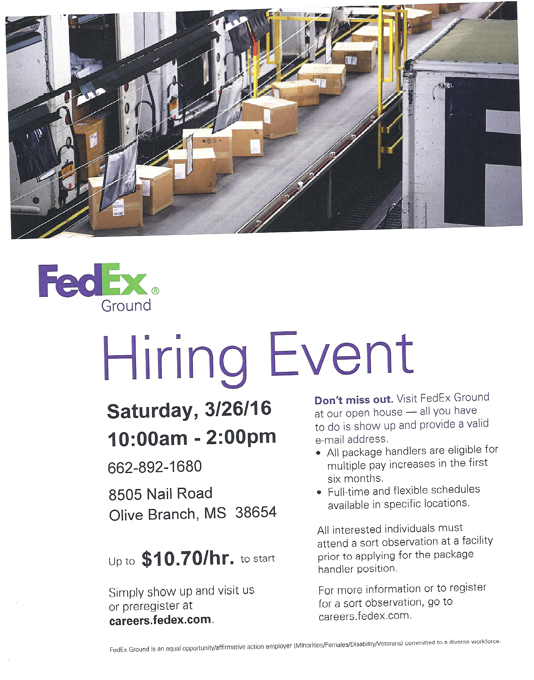 fedex ground driver job description