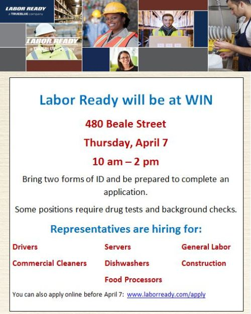 labor ready win