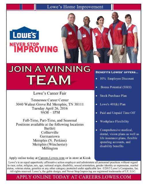 Lowes Job Fair Flyer_1
