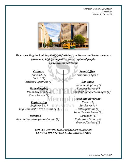 Sheraton Job Postings 04-19-2016_1