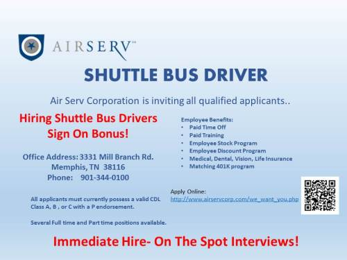 AirServ Recruitment Flyer 3