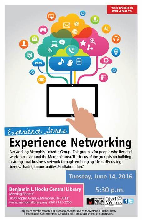 Experience-Series---Networking---6-14-16 2