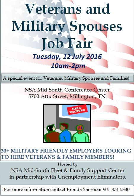 vet job fair 7-12