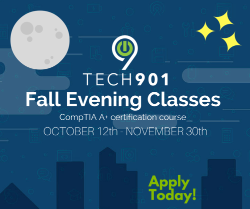 EveningClasses Tech901