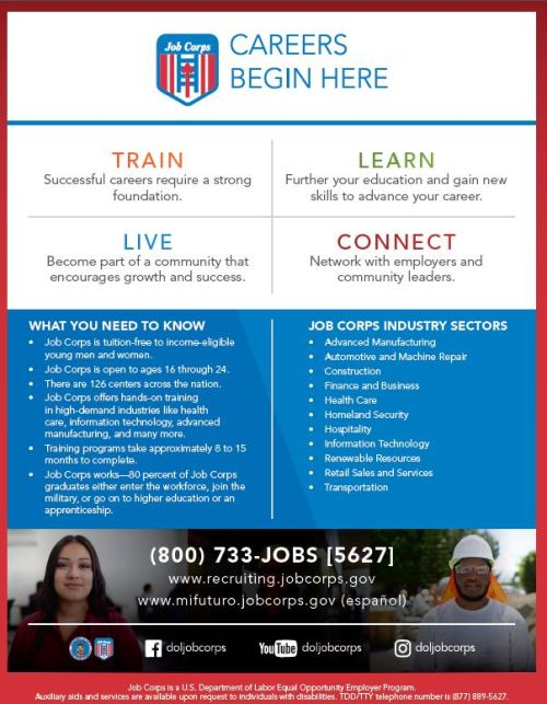 job corps recruitment