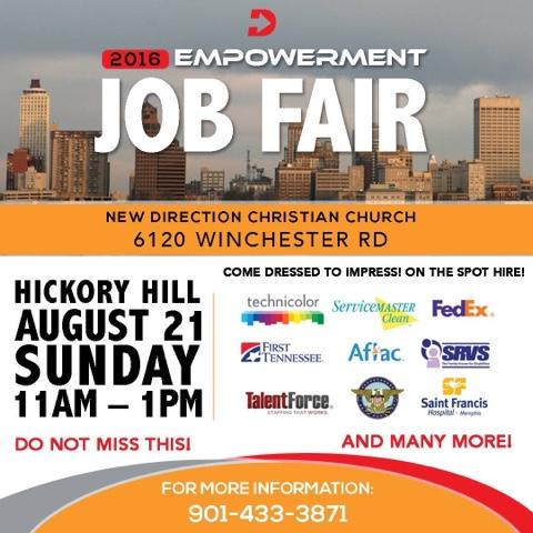 nd job fair