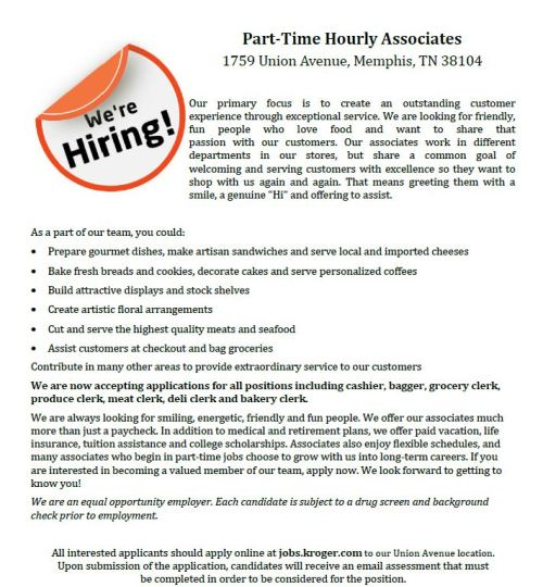 Customer Service Job Career News From The Memphis Public Libraries