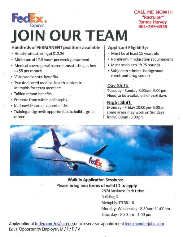 Fedex Is Hiring Job Career News