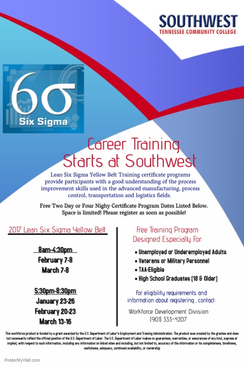 six-sigma-training-stcc