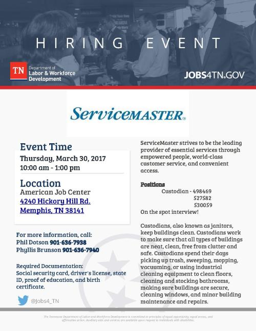 27 | march | 2017 | job & career news from the memphis public libraries