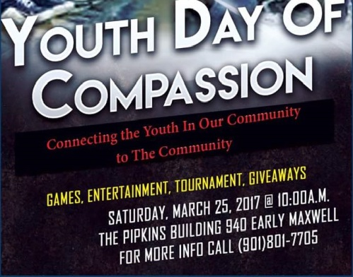 SICOM Youth Day of Compassion