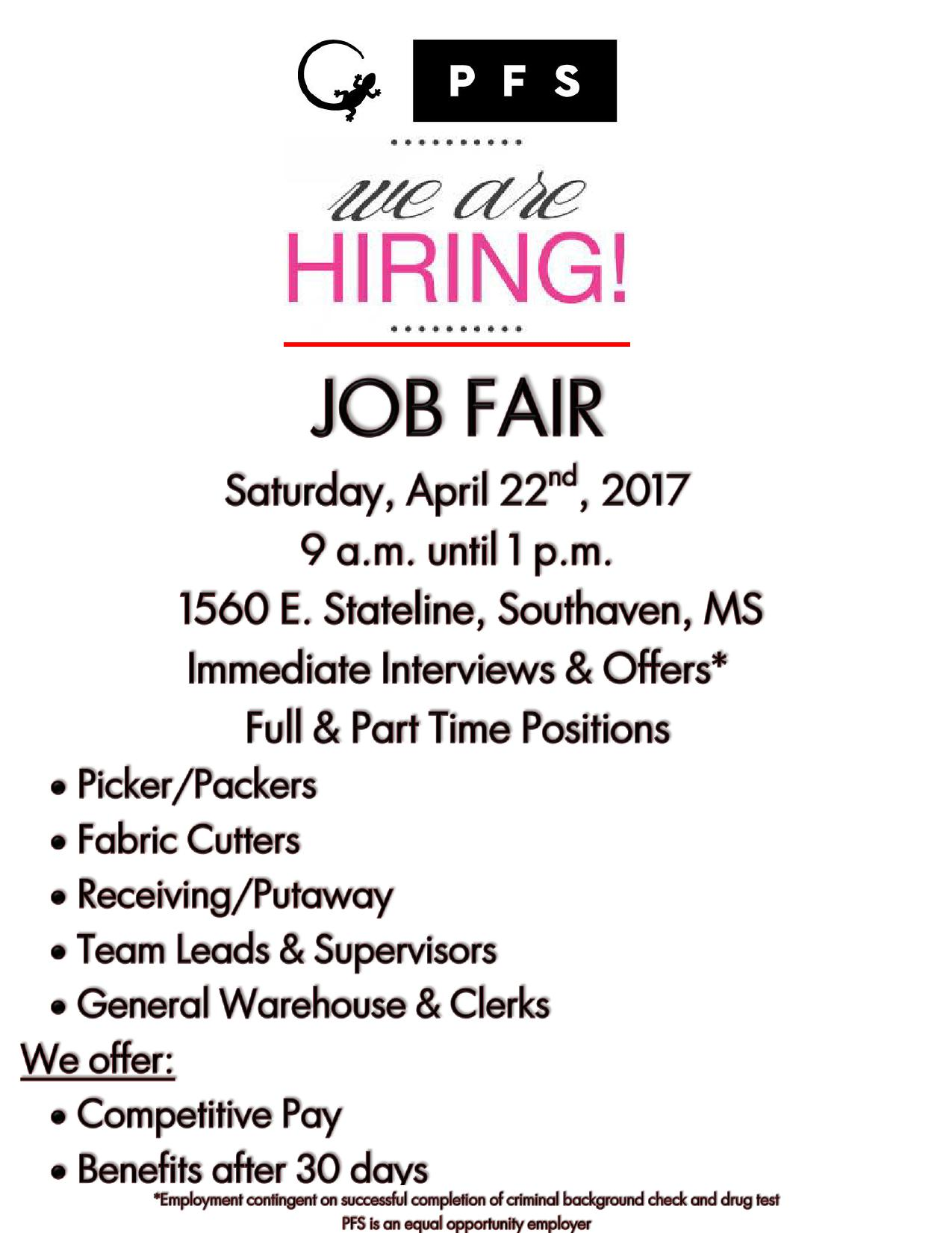Job Fair Flyer MS 2017 PFS_1