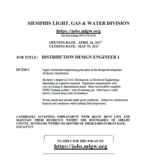 Prime Mlgw Distribution Design Engineer Job Career News From Home Interior And Landscaping Ologienasavecom
