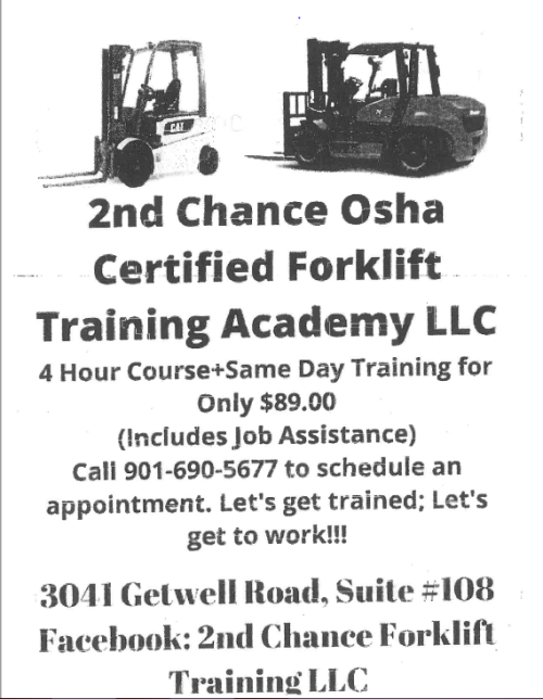 Second Chance Forklift
