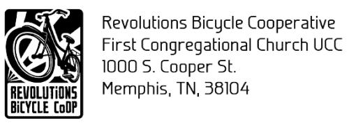 Revolutions Bicycle