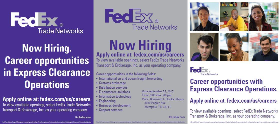 fed ex careers