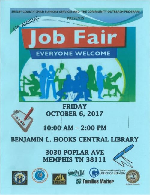 Job Fairs  Job  Career News From The Memphis Public Libraries