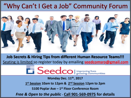seedco forum