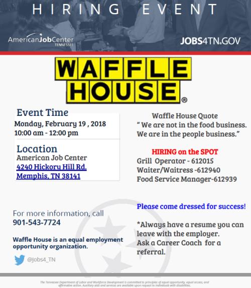 waffle house 2-19