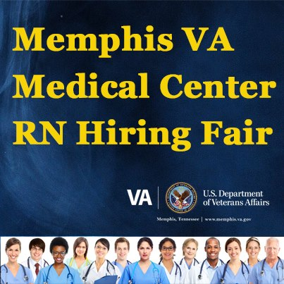 Memphis VA Hiring Fair RN