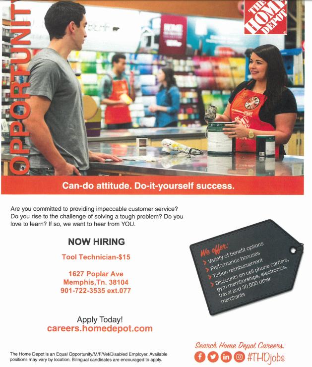 Home Depot Job Opportunities Job Career News