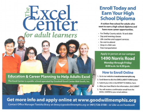 Goodwill Excel