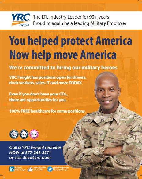 yrc military