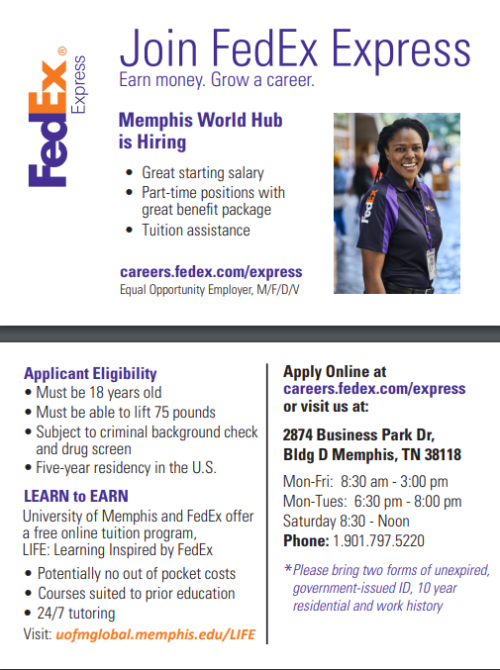 Join Fed Ex Express-available positions | Job & Career News