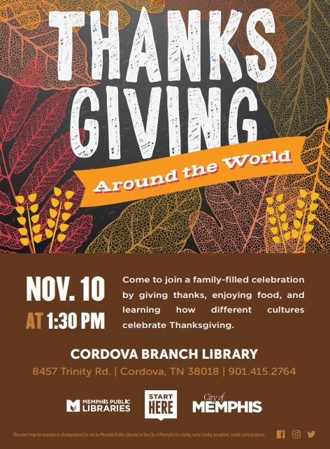 thanksgiving cordova