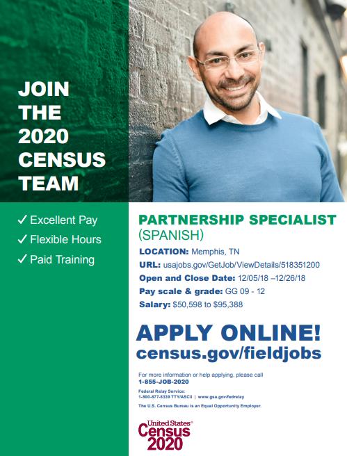 census partner